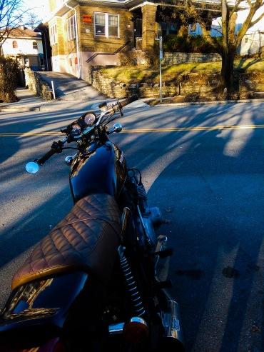 Bikes are aesthetic